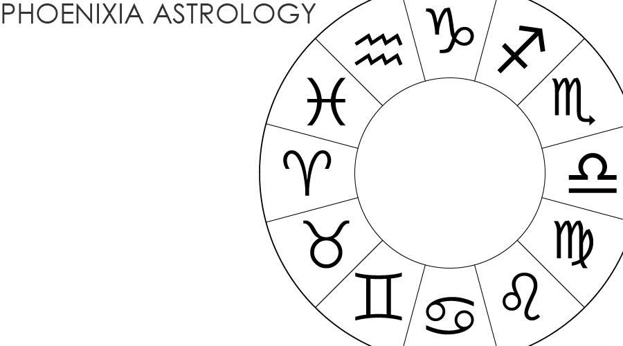 Phoenixia Astrology - General Post Header