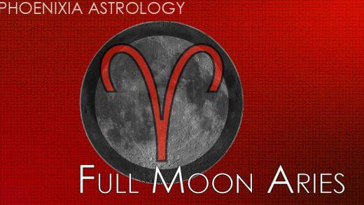 Full Moon Aries