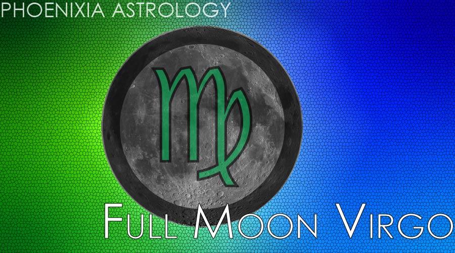 Full Moon Virgo