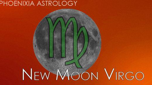 New Moon Virgo